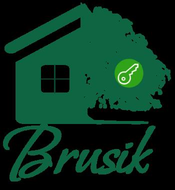логотип брусик